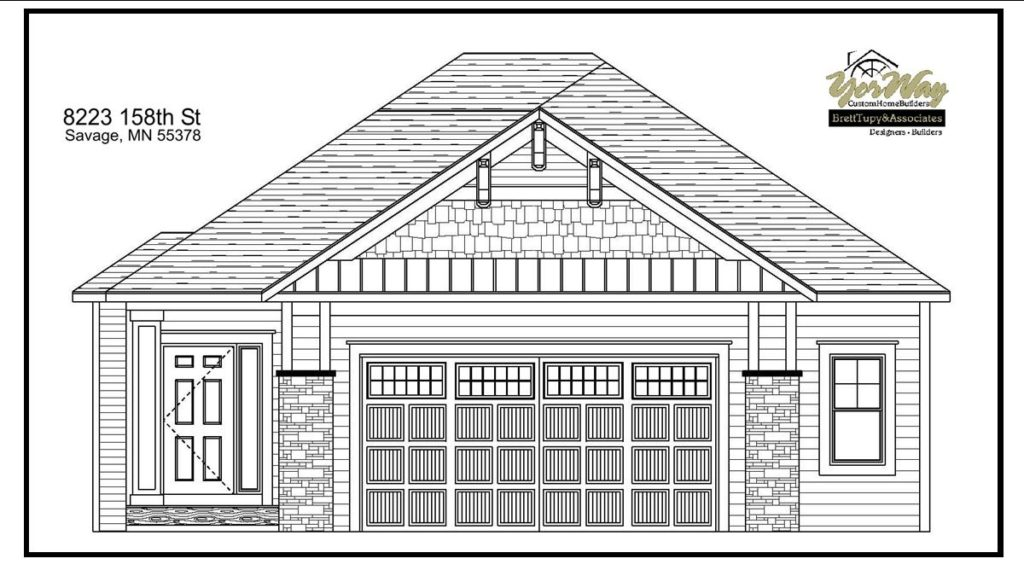 8223 158th St Front Elevation
