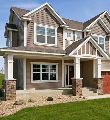Model Homes  Photo Gallery. Twin Cities Custom Home Builders   YorWay Custom Home