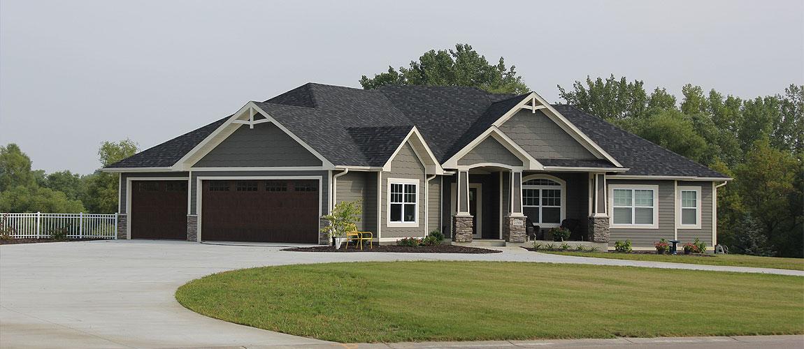 Twin Cities Custom Home Builders Yorway Custom Home